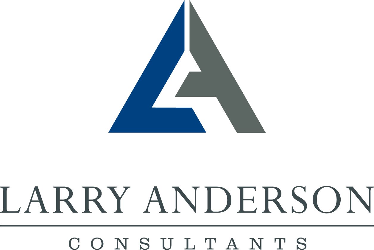 Larry anderson consultants niagara small business for Consulting logo