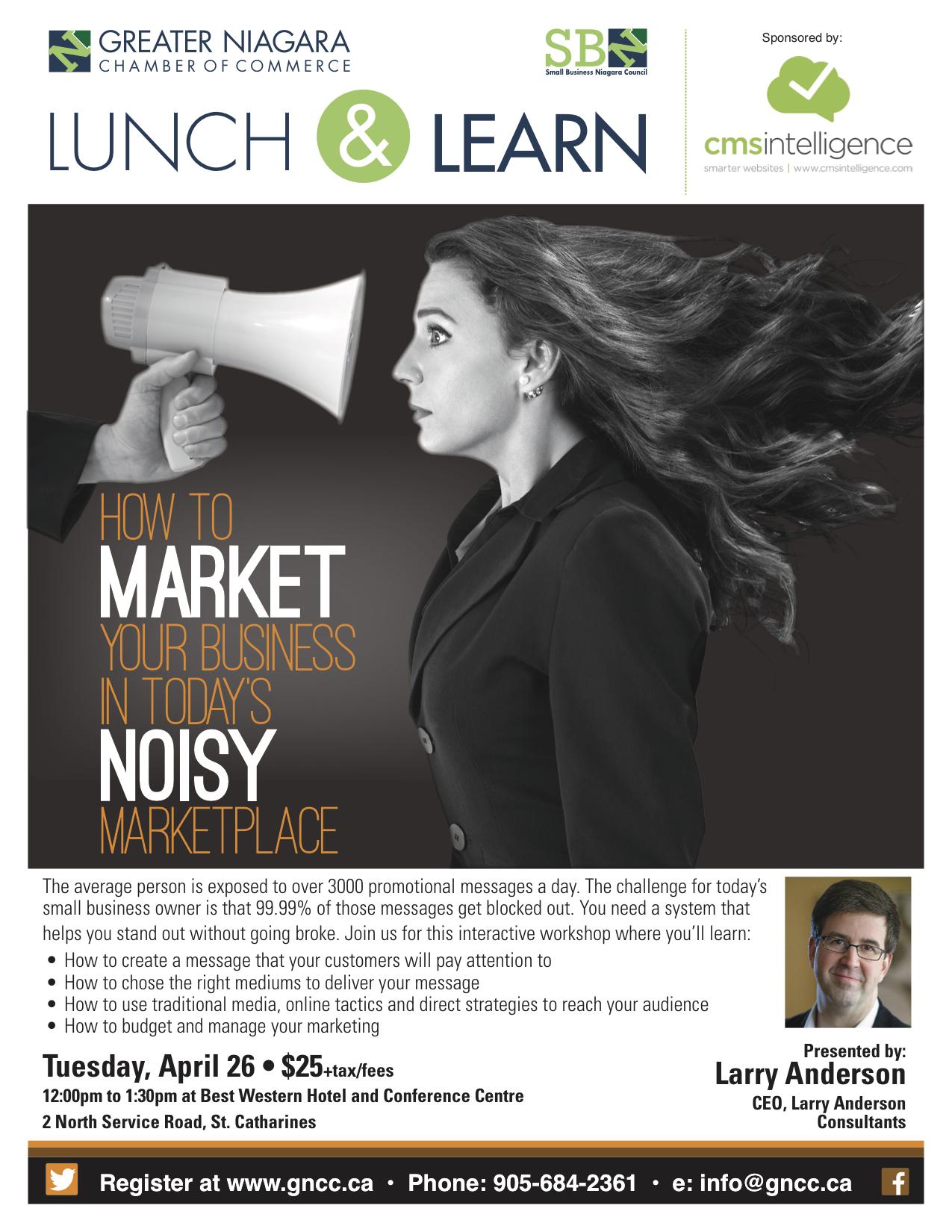GNCC Lunch n Learn