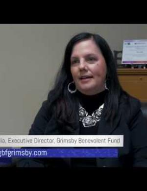LAC Client Testimonial - Stacy Elia, Executive Director - Grimsby Benevolent Fund
