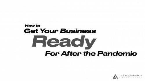 Webinar   How to get your business ready after the pandemic